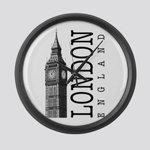 London Big Ben Large Wall Clock