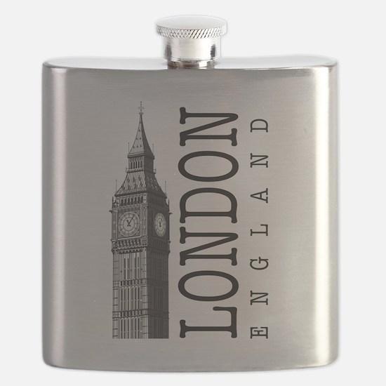 London Big Ben Flask