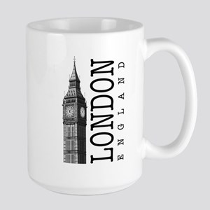 London Big Ben Mugs