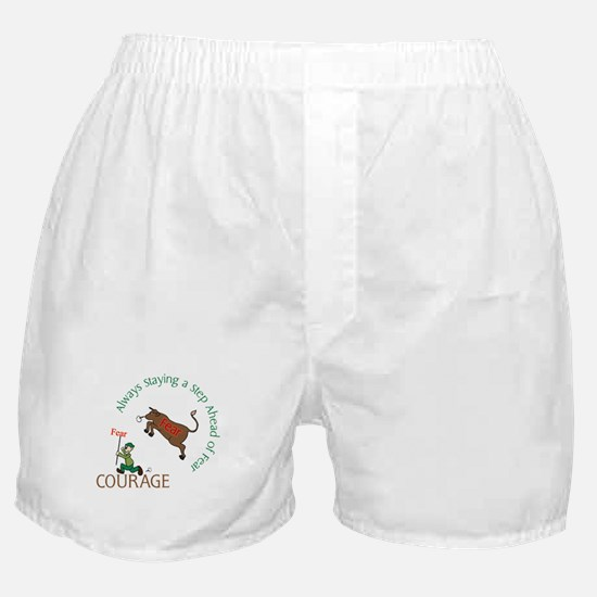 COURAGE Boxer Shorts