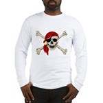 piratesSkull2Atrans Long Sleeve T-Shirt