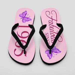 Fabulous Since 1965 Flip Flops
