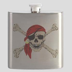 piratesSkull2Atrans Flask