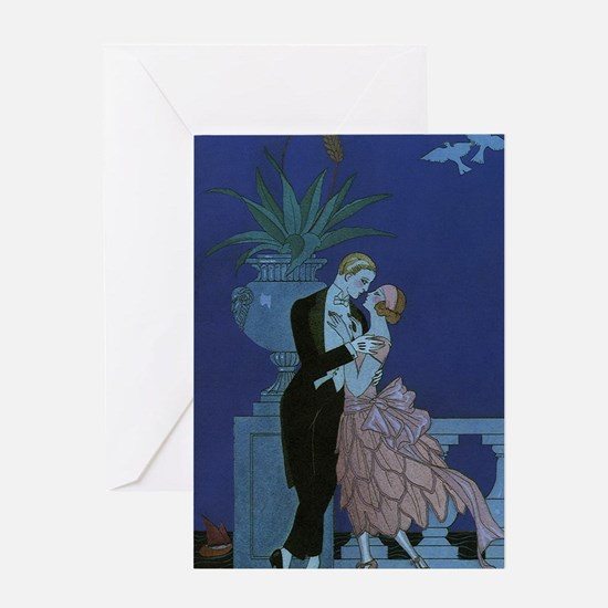 Vintage Art Deco Greeting Cards