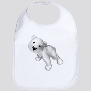 Baby Polar Bear Bib