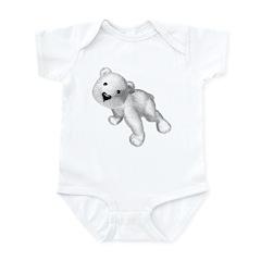Baby Polar Bear Infant Bodysuit