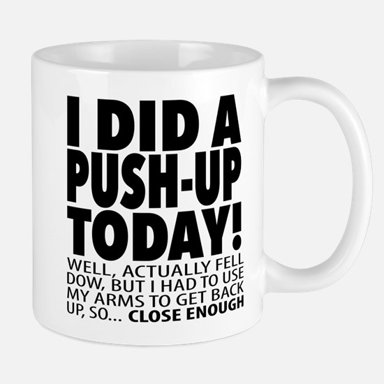 Push-up Mugs