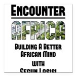 EAfrica Square Car Magnet 3