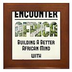 EAfrica Framed Tile