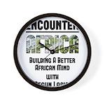 EAfrica Wall Clock