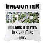 EAfrica Woven Throw Pillow