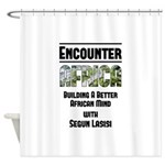 EAfrica Shower Curtain