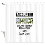 EAfrica Shower Curtain