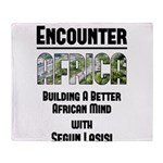 EAfrica Throw Blanket