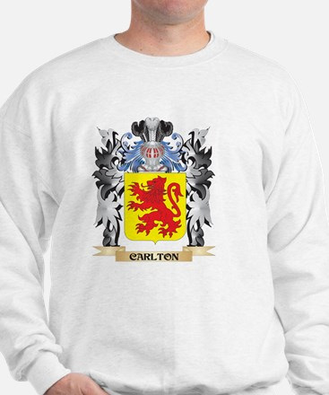 Carlton Coat of Arms - Family Crest Jumper