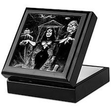 Plan 9 Vampira Keepsake Box