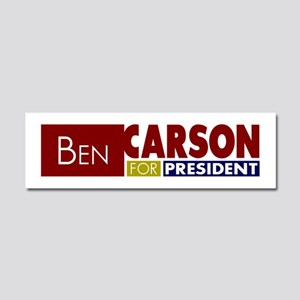 Ben Carson for President V1 Car Magnet 10 x 3