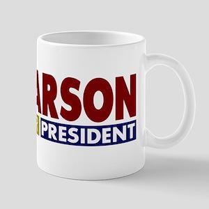 Ben Carson for President V1 Mug