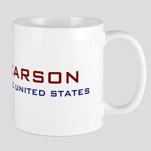Ben Carson for President USA Mug