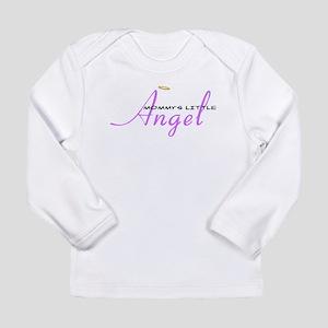 GIRL - MOMMY'S LITTLE ANGEL Long Sleeve T-Shirt