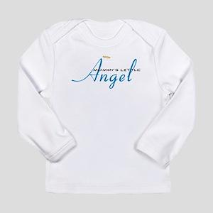 BOY - MOMMY'S LITTTLE ANGEL Long Sleeve T-Shirt