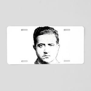 Albert Anastasia, Mafia Gan Aluminum License Plate