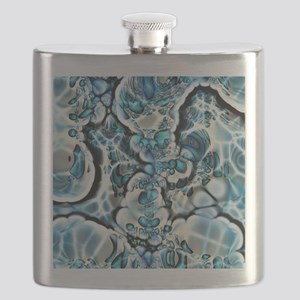 Surf's Up Flask