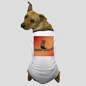 Skadeboarder Dog T-Shirt