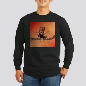 Skadeboarder Long Sleeve T-Shirt