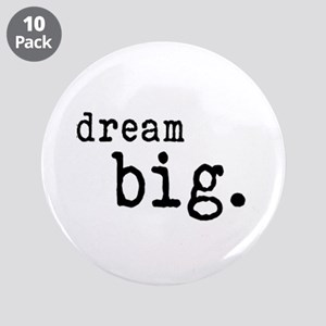 """dBig 3.5"""" Button (10 pack)"""