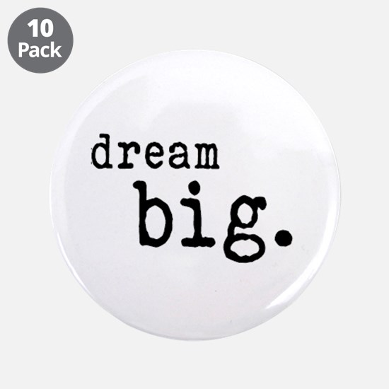 "dBig 3.5"" Button (10 pack)"