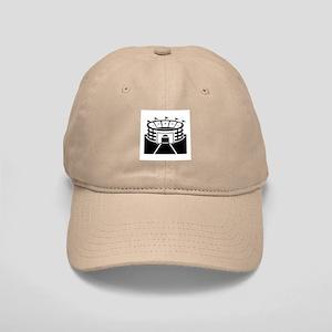 Black Stadium Cap