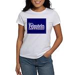 DIANNE FEINSTEIN PRESIDENT 2008 Women's T-Shirt