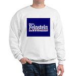 DIANNE FEINSTEIN PRESIDENT 2008 Sweatshirt
