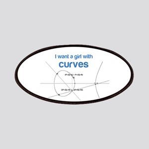 I want a girl with (elliptical) curves Patch
