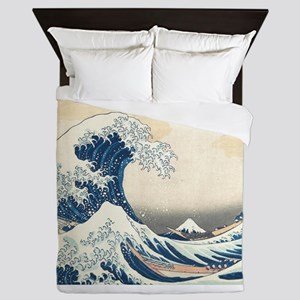wave Queen Duvet