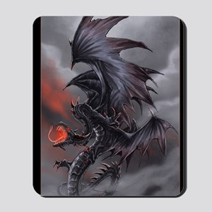 The Dragon of Despair Mousepad