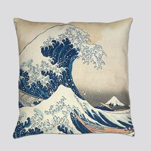 wave hello Everyday Pillow