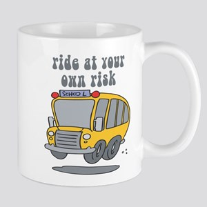 Ride At Your Own Risk Mug
