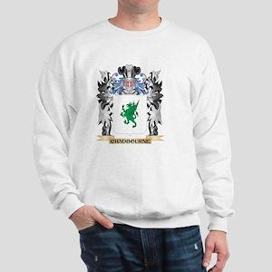 Chadbourne Coat of Arms - Family Crest Sweatshirt