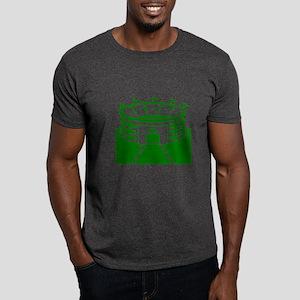 Green Stadium Dark T-Shirt