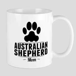 Australian Shepherd Mom Mugs