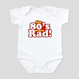 Rad Eighties Infant Bodysuit