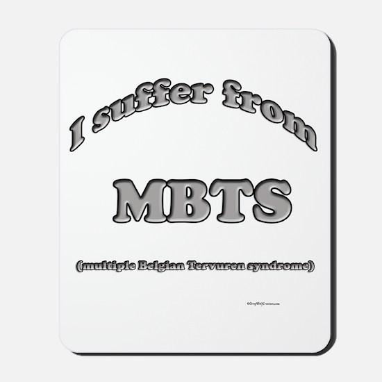 Terv Syndrome Mousepad