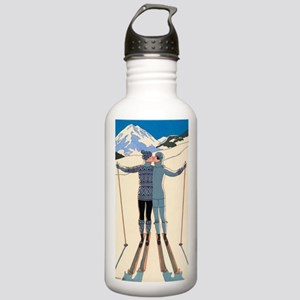 Art Deco by George Bar Stainless Water Bottle 1.0L
