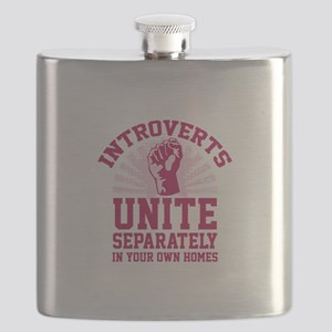 Introverts Unite Flask