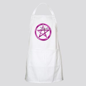 Pink Pentacle Dragonfly Apron