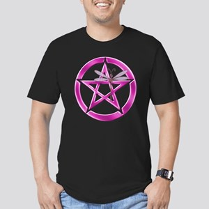 Pink Pentacle Dragonfly T-Shirt