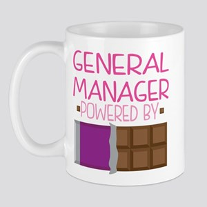 General Manager Mug