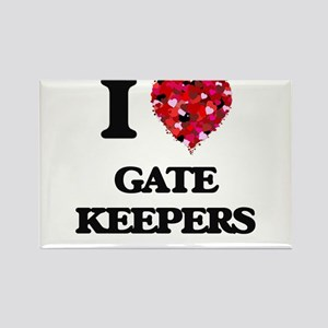 I love Gate Keepers Magnets